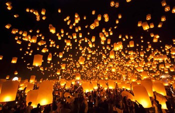 Thailand's Most Magical Festivals Listing Image