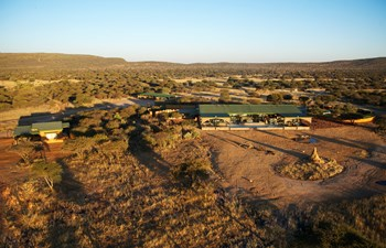 Okonjima Plains Camp Listing Image