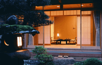 Staying in a traditional Japanese ryokan at Nishimuraya Kinosaki Onsen
