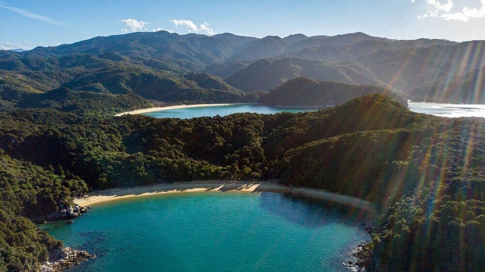 abel tasman nelson south island new zealand the lord of the rings filming location