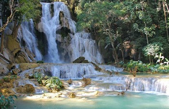 Kuang Si Falls - Things to Do in Luang Prabang Laos
