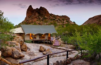 Erongo Wilderness Lodge Listing Image