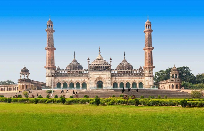 Asfi Mosque in Lucknow, India