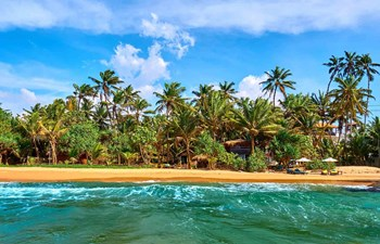 Luxury holiday in Betota Beach in Sri Lanka