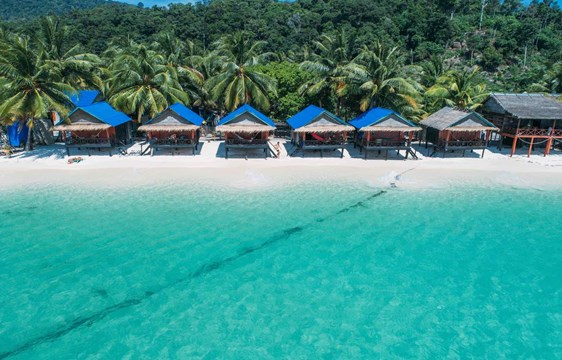 Best time to go to Koh Rong Island Cambodia