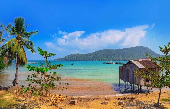 The best time to go to Koh Rong Island Cambodia