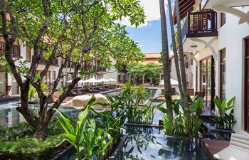 Anantara Angkor Resort Siem Reap Pool View