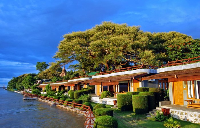 Bagan Thande Hotel Listing Image