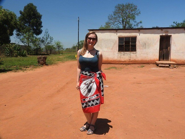 Thea in Swaziland