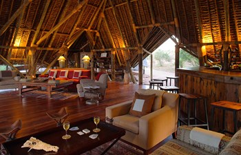 Jongomero Camp in Ruaha National Park