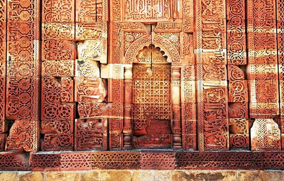 Best time to visit India, Qutub