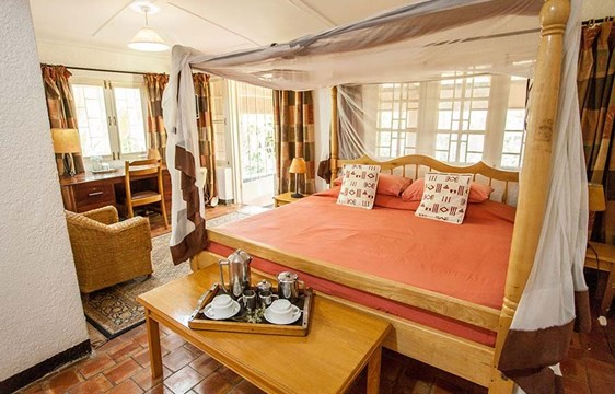 The Boma GuestHouse room