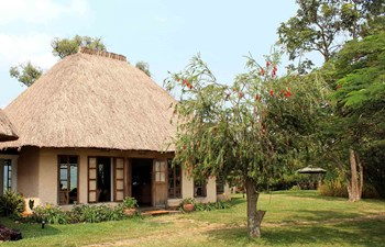 Ndali Lodge in Kibale Forest Uganda