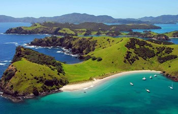 Bay of Islands, Waewaetorea, New Zealand
