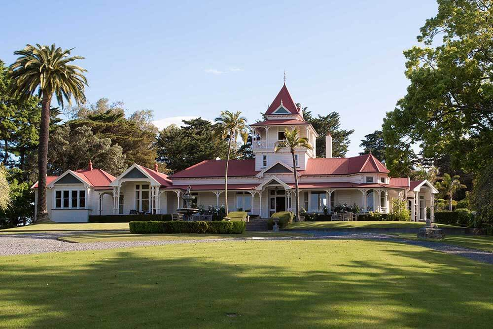 Greenhill Lodge, luxury accommodation in Hawke's Bay
