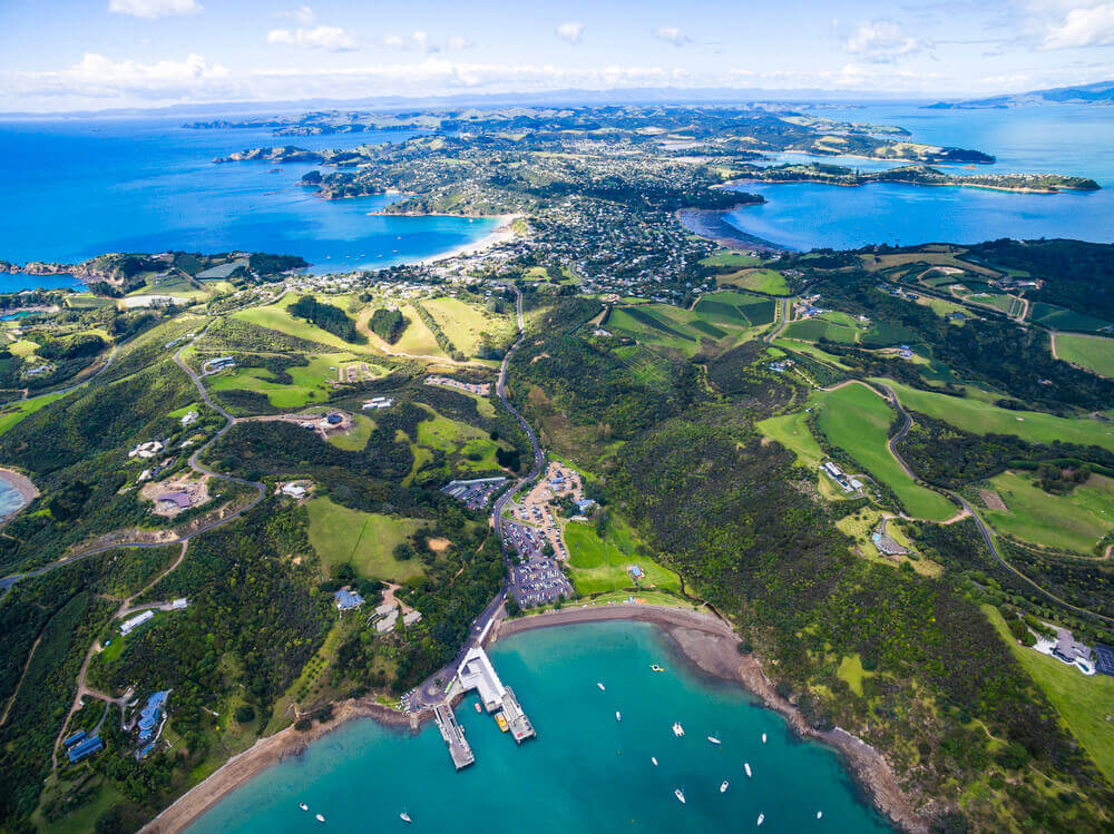 Waiheke Island Auckland New Zealand