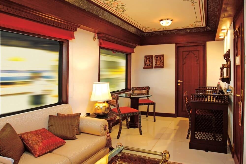 the maharajas express india luxury train journey asia