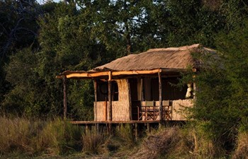 Musekese Camp Kafue Zambia - Lodge