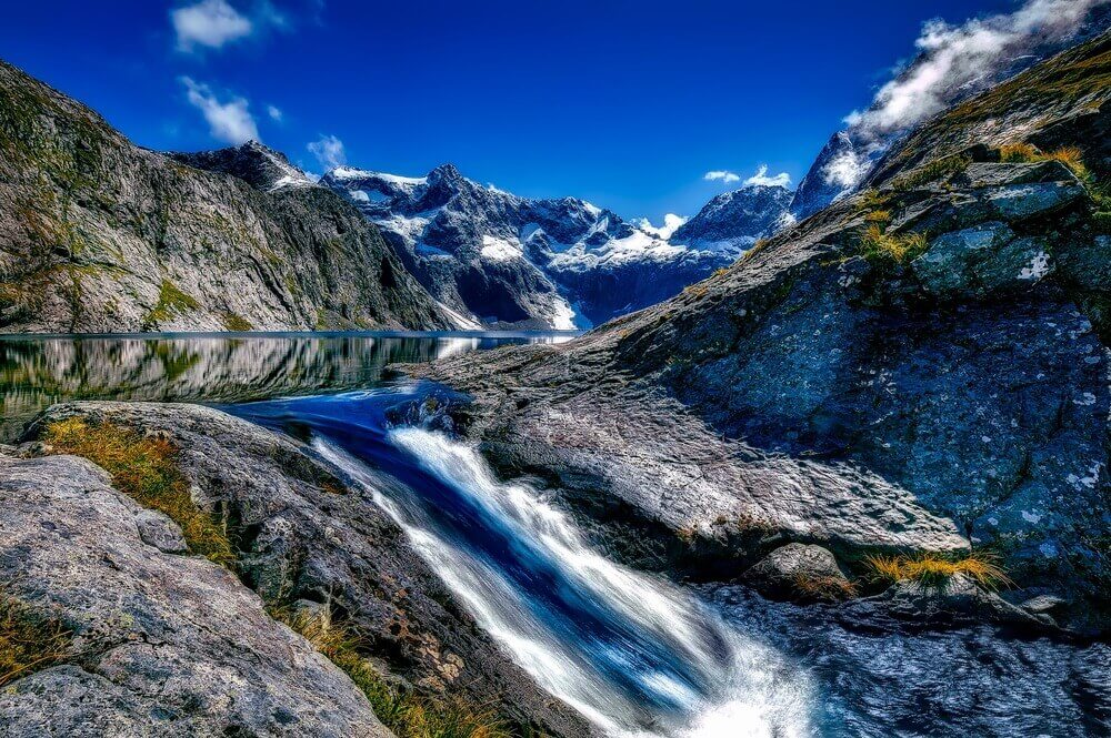 fiordland national park south island new zealand the lord of the rings filming location