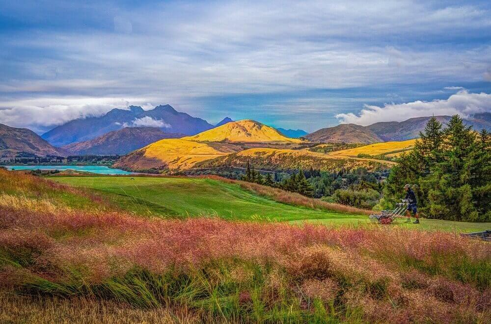 glenorchy queenstown otago south island new zealand the lord of the rings filming location