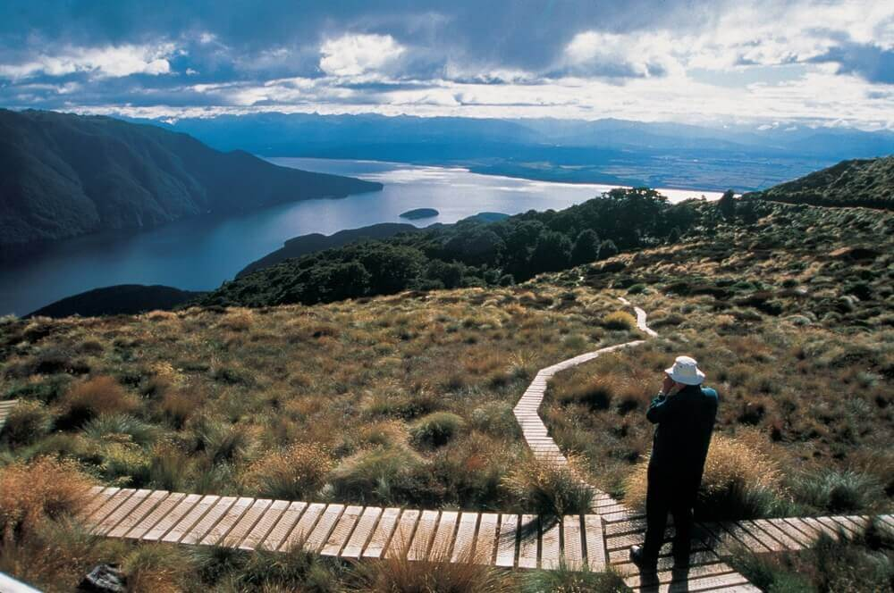 kepler track kepler mire te anau fiordland south island new zealand the lord of the rings filming location