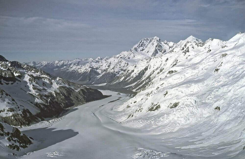 franz josef glacier track mount gunn west coast south island new zealand the lord of the rings filming location