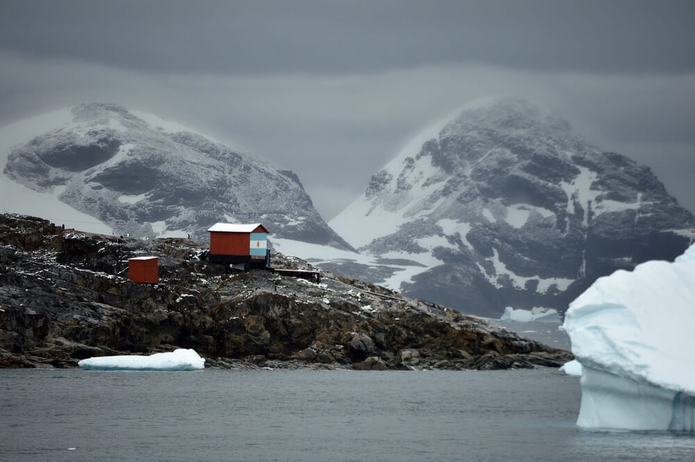 antarctic historical site antarctic peninsula