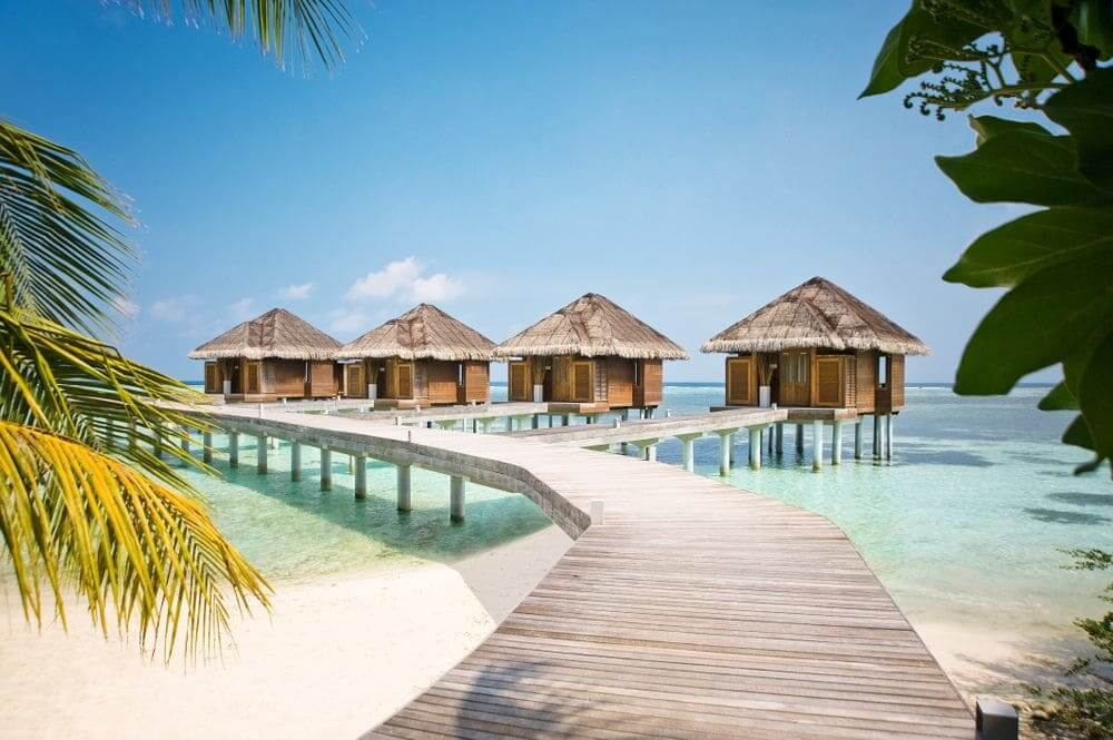overwater villas at lux south ari atoll maldives