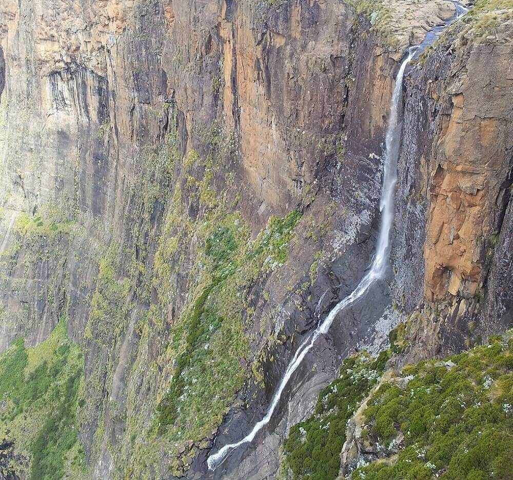 Tugela Falls South Africa waterfall