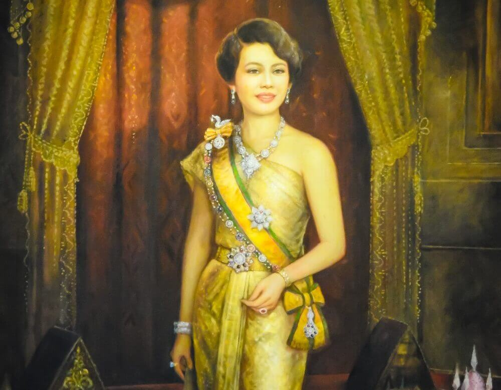 Queen Sirikit of Thailand - Mothers Day - Thailand festivals