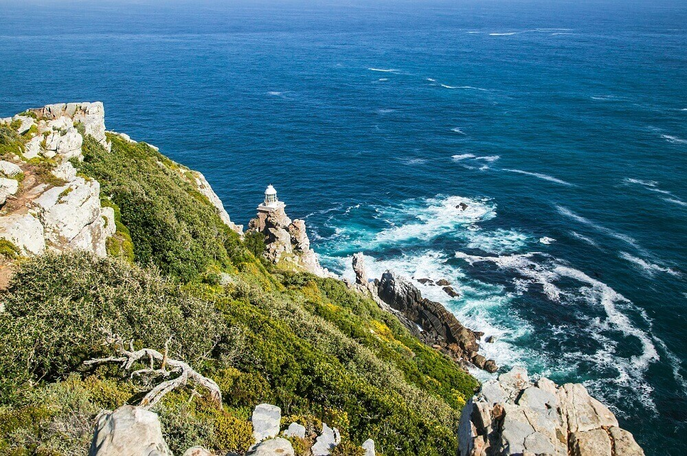 Cape Point view - Cape Town with Kids