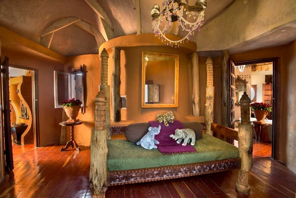 Family suite in andbeyond ngorongoro crater