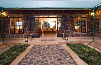 Clouds Mountain Gorilla Lodge Listing Image